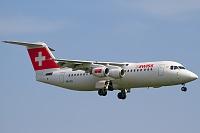 BAE Systems Avro 146-RJ100 - HB-IXO -