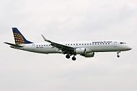 Embraer ERJ-190-200LR 195LR - D-AEMA -