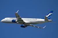 Embraer ERJ-190-100LR 190LR - OH-LKK -