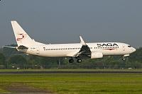 Boeing 737-86J - TC-SGH -