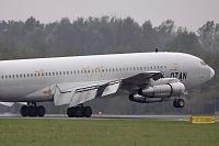 Boeing 707-307C(TCA) - LX-N20000 -