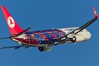 Boeing 737-8F2 - TC-JGY -