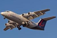 BAE Systems Avro 146-RJ85 - OO-DJN -
