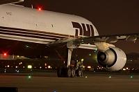 Airbus A300B4-203(F) - OO-DLT -