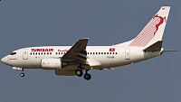 Boeing 737-6H3 - TS-IOR -