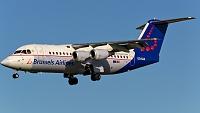 BAE Systems Avro 146-RJ85 - OO-DJX -