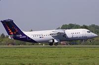 BAE Systems Avro 146-RJ100 - OO-DWH -