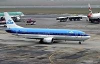 Boeing 737-406 - PH-BDS -