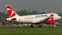 Airbus A319-112 - OK-NEM -