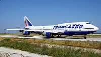 Boeing 747-346 - VP-BGX -
