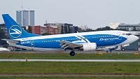 Boeing 737-3L9 - UR-IVK -