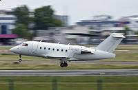 Canadair CL-600-2B16 Challenger 604 - VP-BDX -