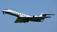 Gulfstream Aerospace G-V-SP Gulfstream G550 - D-AJJK -