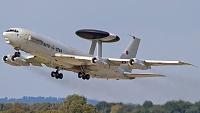 Boeing E-3A Sentry (707-300) - LX-N90444 -