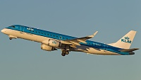 Embraer ERJ-190-100STD - PH-EZS -