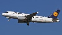 Airbus A319-112 - D-AIBE -