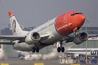 Boeing 737-36N - LN-KKL -