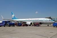 Boeing 737-8K2 - PH-BXA -
