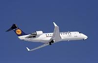 Canadair CL-600-2B19 Regional Jet CRJ-200LR - D-ACHD -