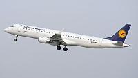 Embraer ERJ-190-200LR 195LR - D-AEBH -