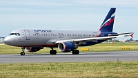 Airbus A320-214 - VP-BKY -