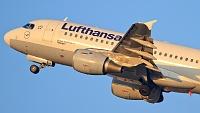 Airbus A319-114 - D-AILP -