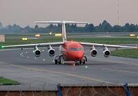 British Aerospace BAe-146-200QT Quiet Trader - I-TNTC -