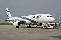 Boeing 757-258 - 4X-EBU -