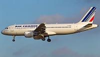Airbus A320-214 - F-GKXS -