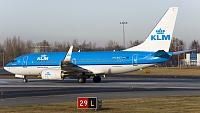 Boeing 737-7K2(WL) - PH-BGT/GT-215 -