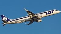 Embraer ERJ-190-200LR 195LR - SP-LNC -