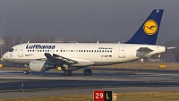 Airbus A319-112 - D-AIBF -