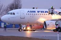 Airbus A319-111 - F-GRHH -