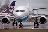 Boeing 737-86N - SP-ENY -