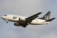 Boeing 737-55D - SP-LKE -