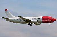 Boeing 737-33S - LN-KKY -