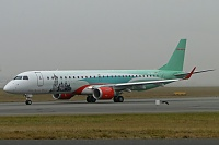 Embraer ERJ-190-200LR 195LR - UR-WRG -