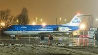 Fokker 70 (F-28-0070) - PH-KZB -