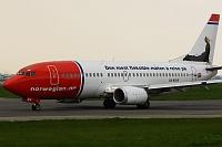 Boeing 737-3K9 - LN-KKW -