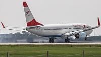 Boeing 737-8Z9 - OE-LNP -