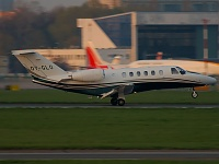 Cessna 525A CitationJet CJ2 - OY-GLO -