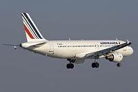 Airbus A320-211 - F-GHQK -