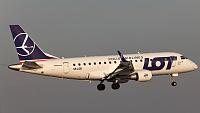 Embraer ERJ-170-100ST 170ST - SP-LDB -