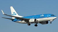 Boeing 737-7K2 - PH-BGI -