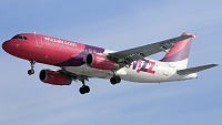 Airbus A320-232 - HA-LPS -