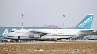 Antonov An-124-100 Ruslan - UR-82073 -