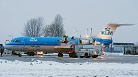 Fokker 70 (F-28-0070) - PH-KZE -