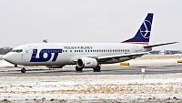 Boeing 737-45D - SP-LLG -