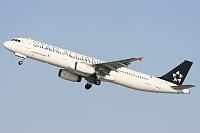 Airbus A321-232 - TC-JRA -