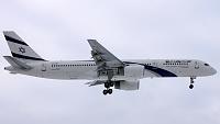 Boeing 757-258 - 4X-EBV -